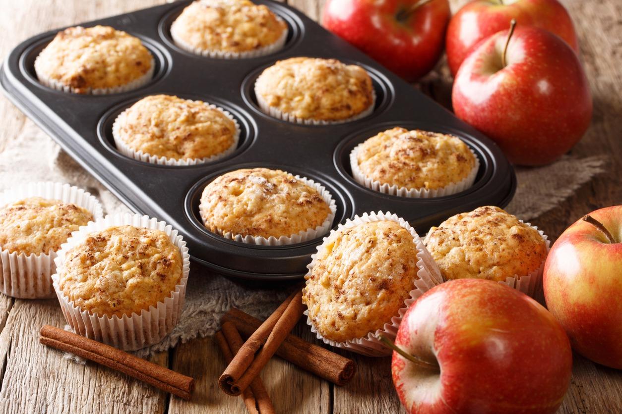 Muffinsform med matmuffins