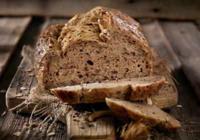 Hjemmebakt-brød